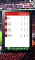 Screenshot of Ajax Fanzone