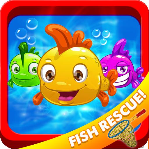 Ocean Puzzles - Fish Rescue 解謎 App LOGO-硬是要APP