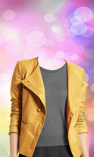 Women Jacket Photo Editor