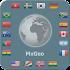 World atlas & map MxGeo Pro v3.0