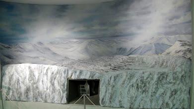 Photo: Центральный карьер Расвумчоррского рудника