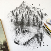 Cool Art Drawing Ideas