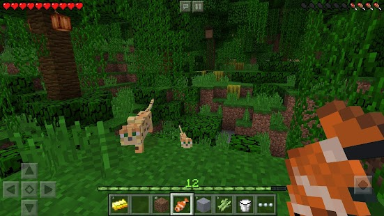 Minecraft: Pocket Edition – miniaturka zrzutu ekranu