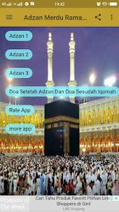 Download Adzan Merdu Ramadhan 2018 For PC Windows and Mac apk screenshot 2