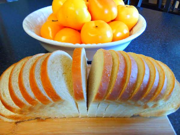 Amish Sweet & Yeasty White Bread Or Rolls Recipe
