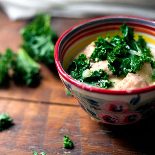 Kale, Sausage, and Potato Soup