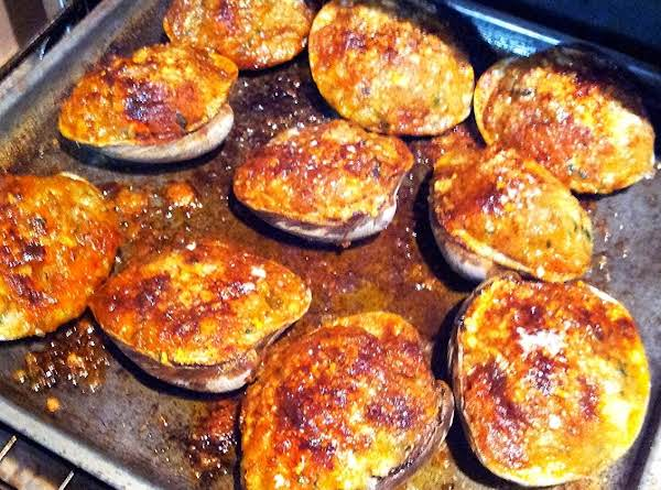 Baked Stuffed Clams (stuffies) Recipe