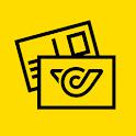 Postkarte - Fotos gestalten & per Post versenden icon