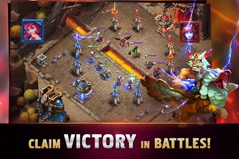 Clash of Lords 2: New Age- screenshot thumbnail
