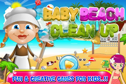 New Baby Beach Clean Up