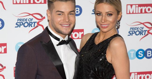 Chris Hughes forvives Olivia Attwood