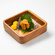 214. Sea Urchin Uni Sashimi