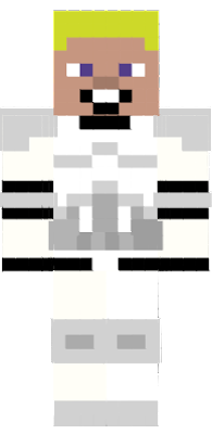A guy in clone armour.