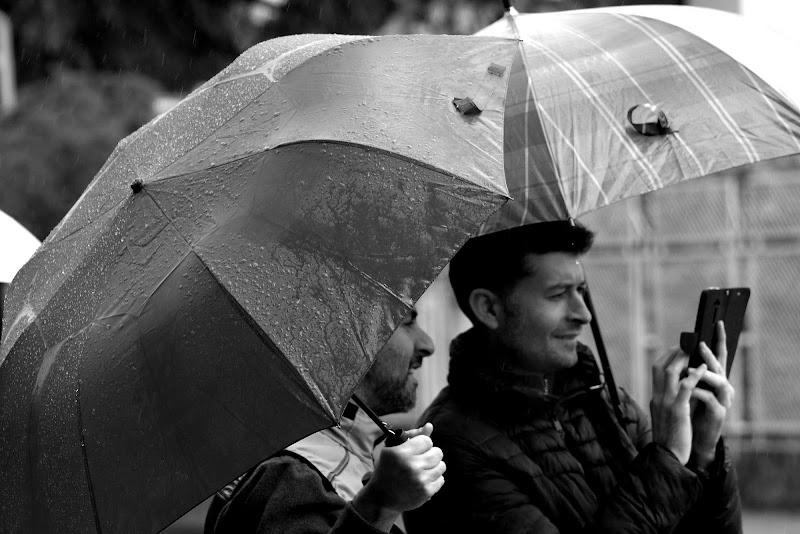 Technological Rain di abi313