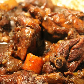 Tasty Trinidad style stew Chicken