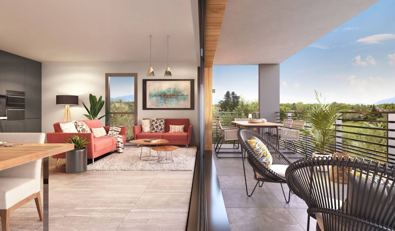 Appartement avec terrasse Segny