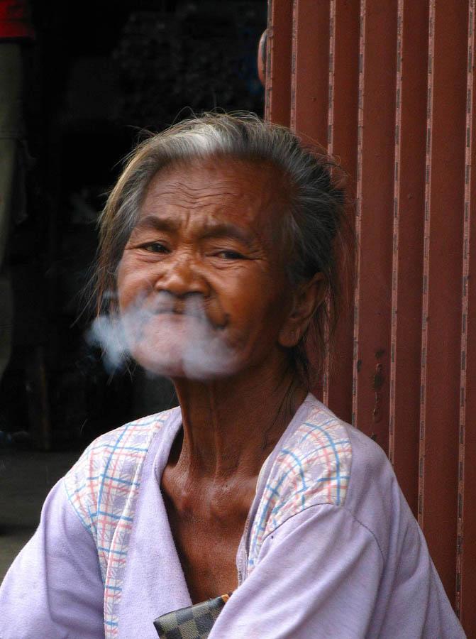 full smoke by Ruzy Kosasih - People Portraits of Women
