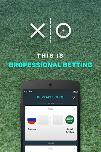 Download Kiss my Score - Predict Soccer scores w/ friends on PC