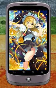 Marisa Kirisame Wallpaper - náhled