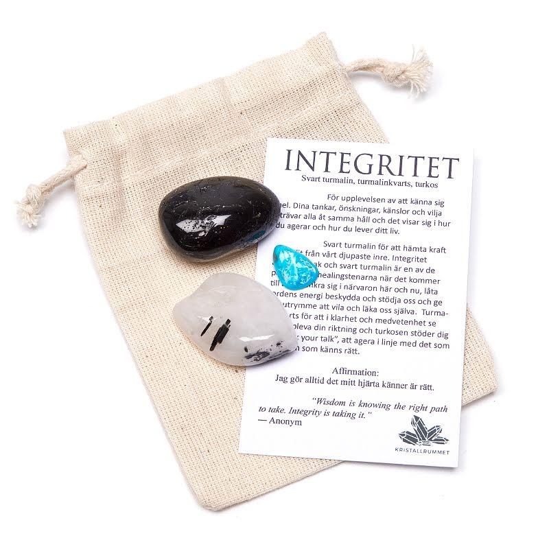 Integritet, presentpåse