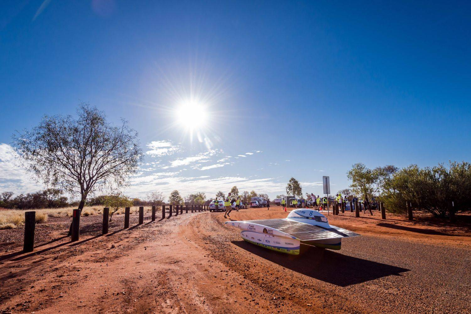 The Bridgestone World Solar Challenge: Race Overview