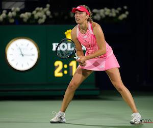 Elise Mertens kent geen problemen met haar tegenstander en stoot vlot door naar de volgende ronde in Istanboel