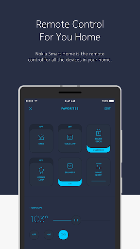Nokia Smart Home 2.3 screenshots 1