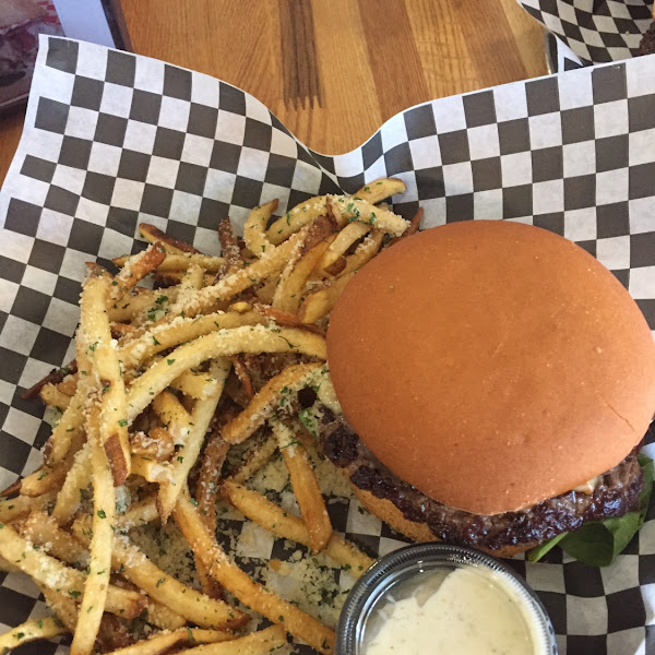 Photo from Honest Abe's Burgers & Freedom