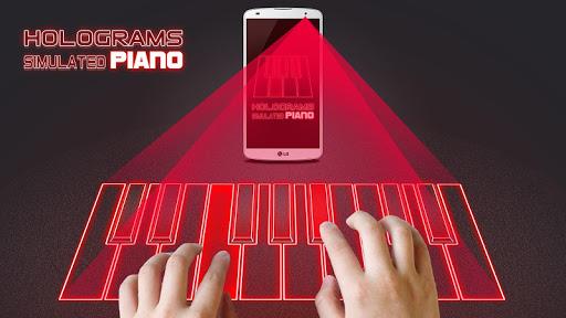 無料棋类游戏Appのホログラムピアノ 3D Simulated|記事Game