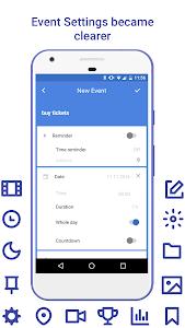 Daily: events, calendar, notes screenshot 2