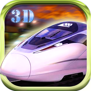 Bullet Train Station 3D for PC and MAC