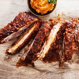 Smokey Pork Ribs.