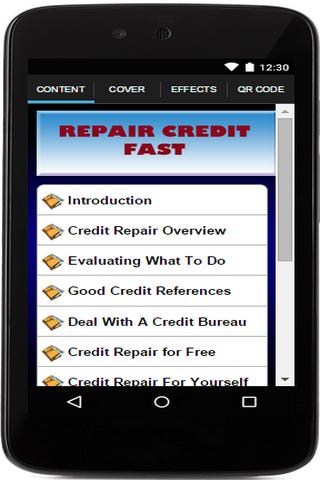 Repair Credit Fast
