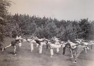 Photo: Gymnastiek