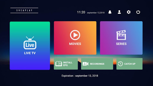 SveaPlay screenshot 2