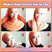 Modern Hijab Tutorial