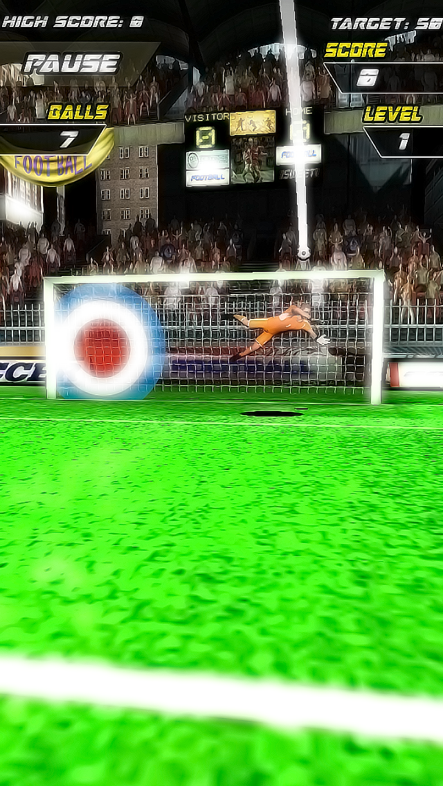 Скриншот Pro Cup Soccer (Football)