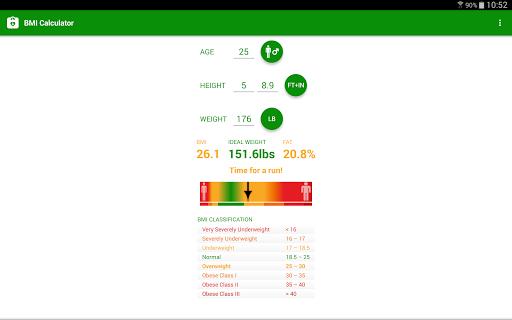 BMI Calculator screenshot 6