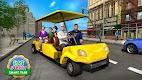 screenshot of Smart Taxi Driving Simulator : Taxi Games 2019