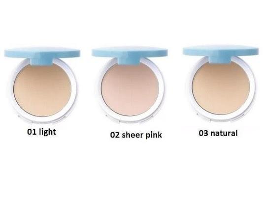 BB Cake Powder WARDAH Bedak padat SPF 15 PA matte anti uv mencerahkan kulit wajah nyaman