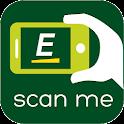 Europcar Belgium Scan Me icon