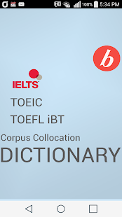Collocation Dictionary- screenshot thumbnail