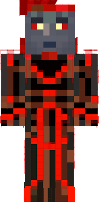 This skin is made by me, Gary the Creator. If you see anymore skins that look like mine, they are copied.