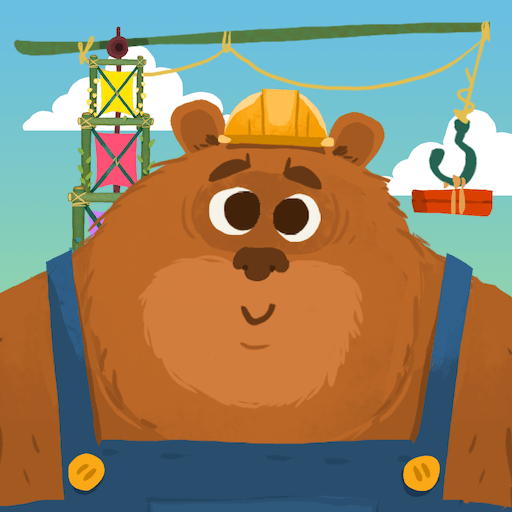 Mr. Bear & Friends: Construction