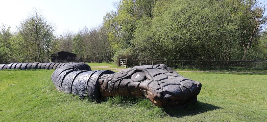 Rare Breeds Centre Farm Attraction Woodchurch