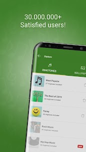 Free Ringtones for Android Mod Apk (Vip Feature Unlock) 2
