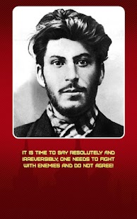 Stalin. Quotations.- screenshot thumbnail