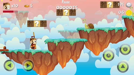 Super Jungle World Adventure screenshot 23