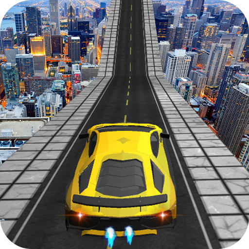 Racing Car Stunt On Impossible Tracks 3D