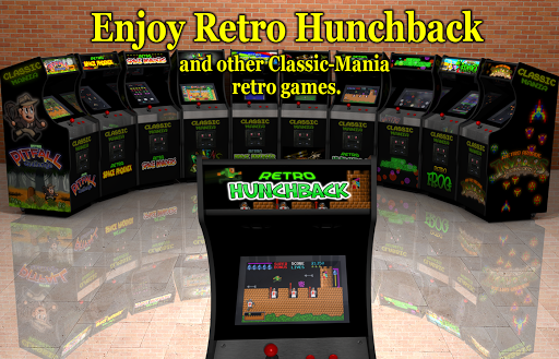 Retro Hunchback apkpoly screenshots 16